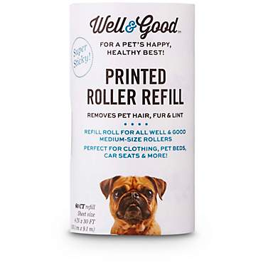 Well & Good Printed Roller Refill
