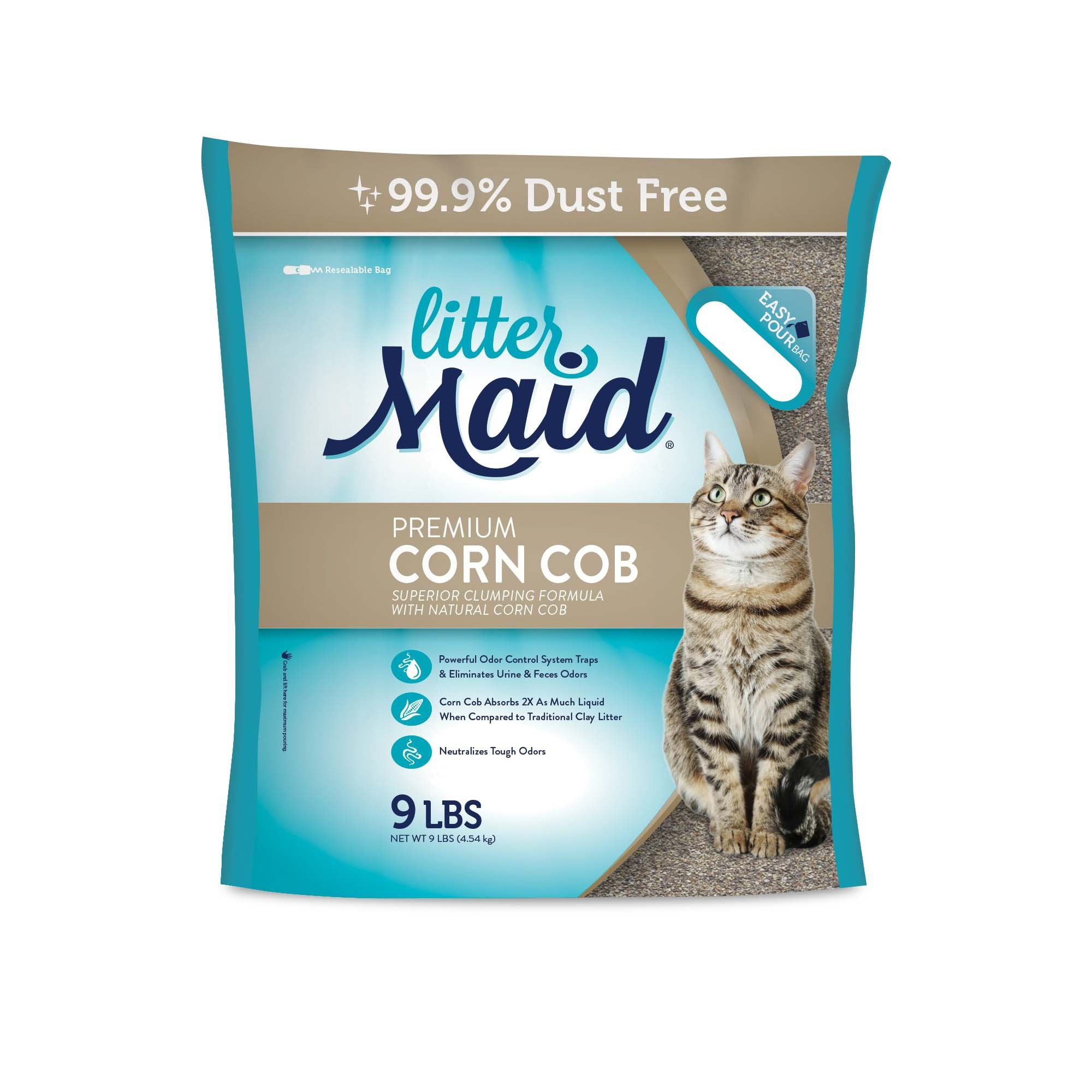 Littermaid Premium Corn Cob Litter Petco