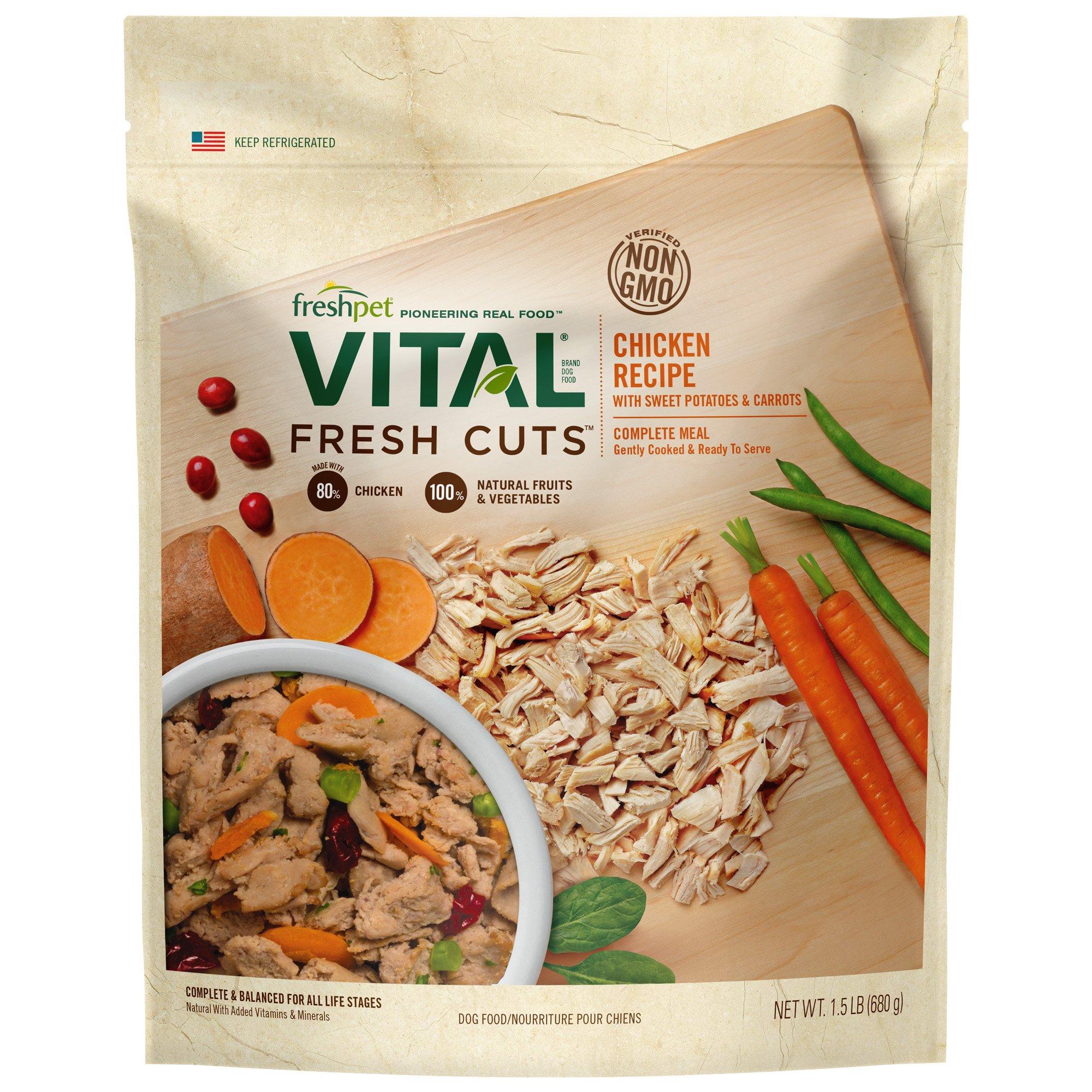 Petco Freshpet Vital Cat Food