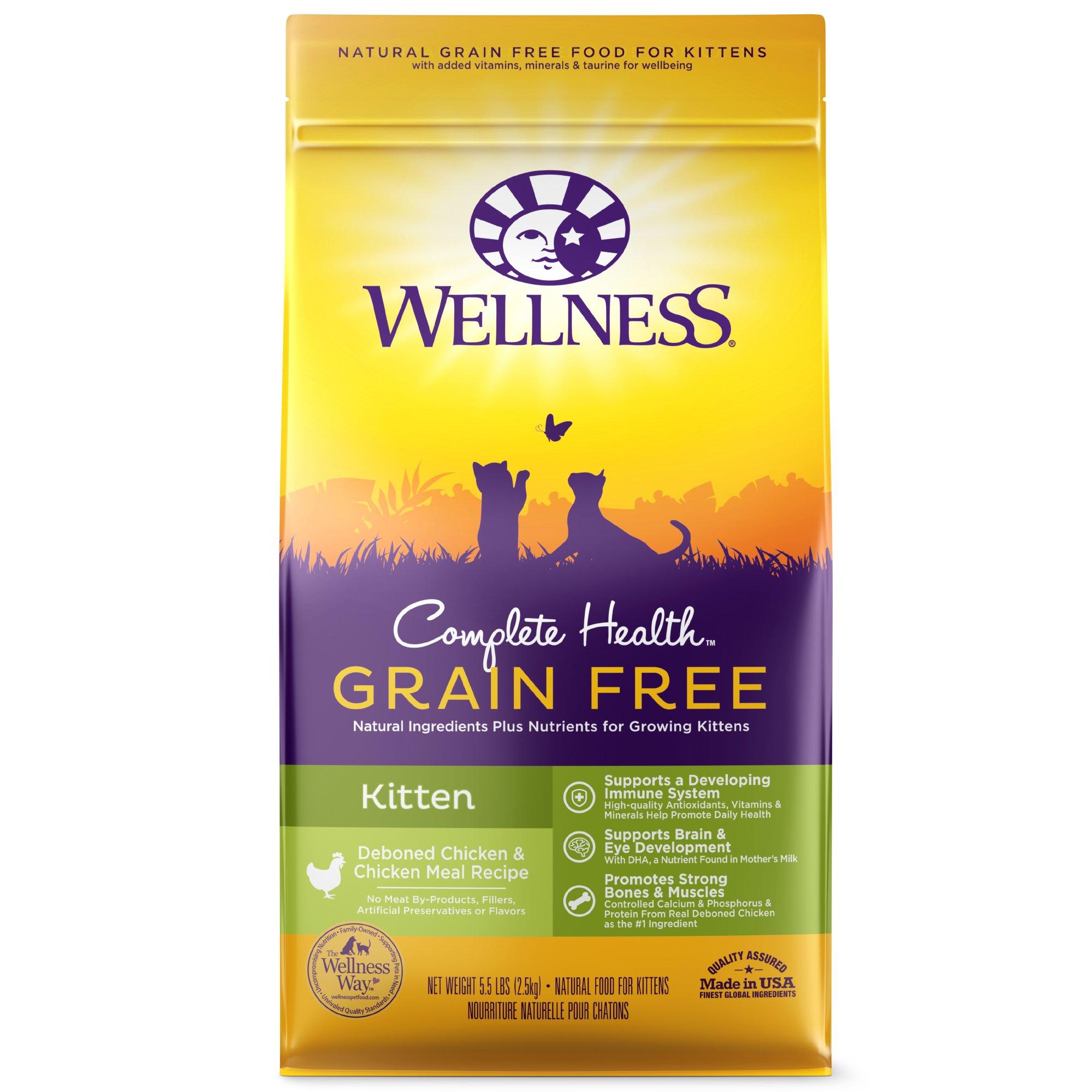 Wellness Complete Health Natural Grain Free Deboned