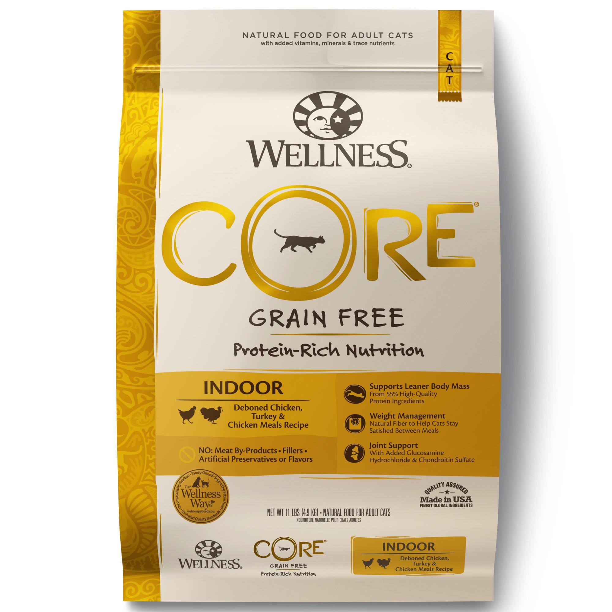 Wellness Core Natural Grain Free Chicken Amp Turkey Dry