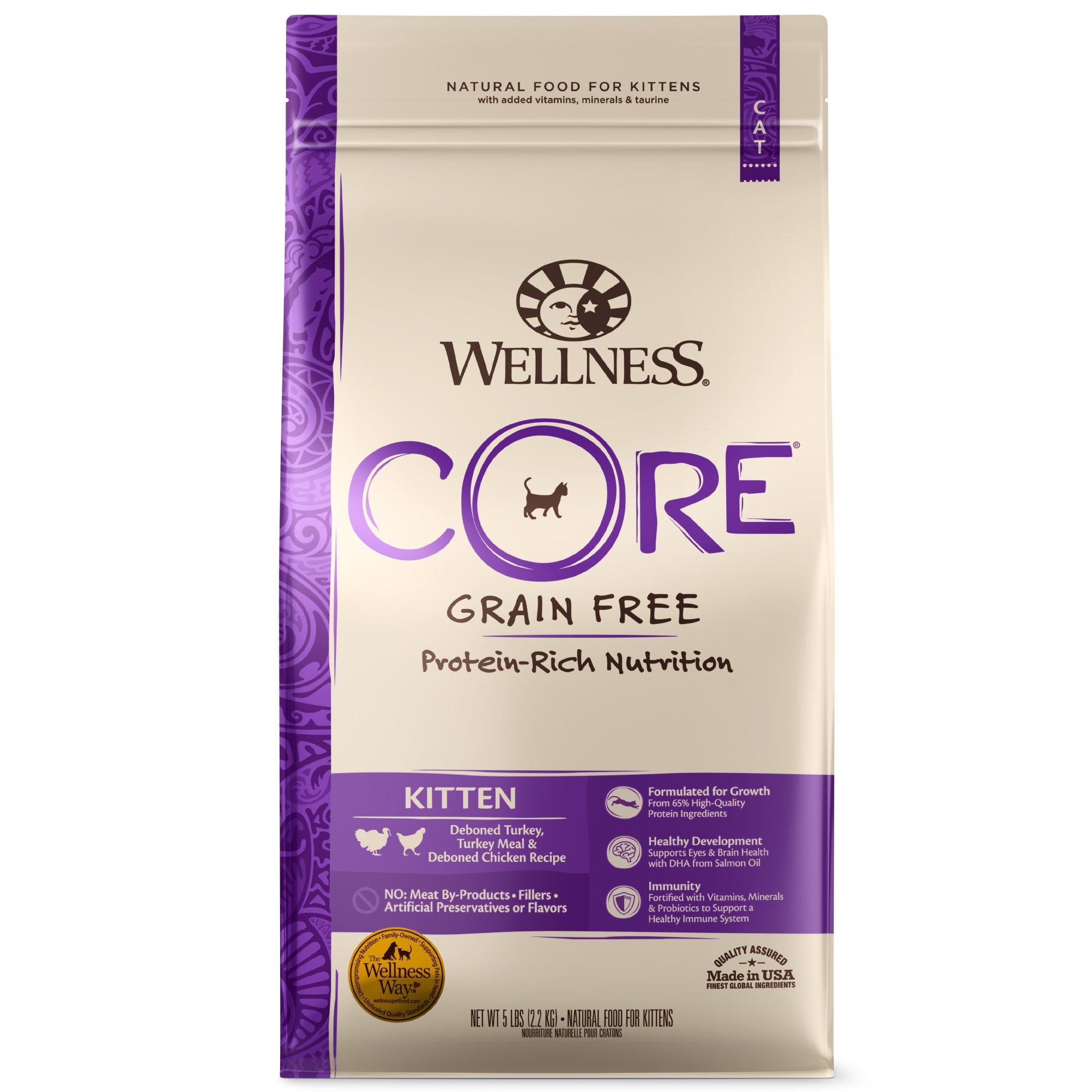 Wellness Core Natural Grain Free Turkey Whitefish