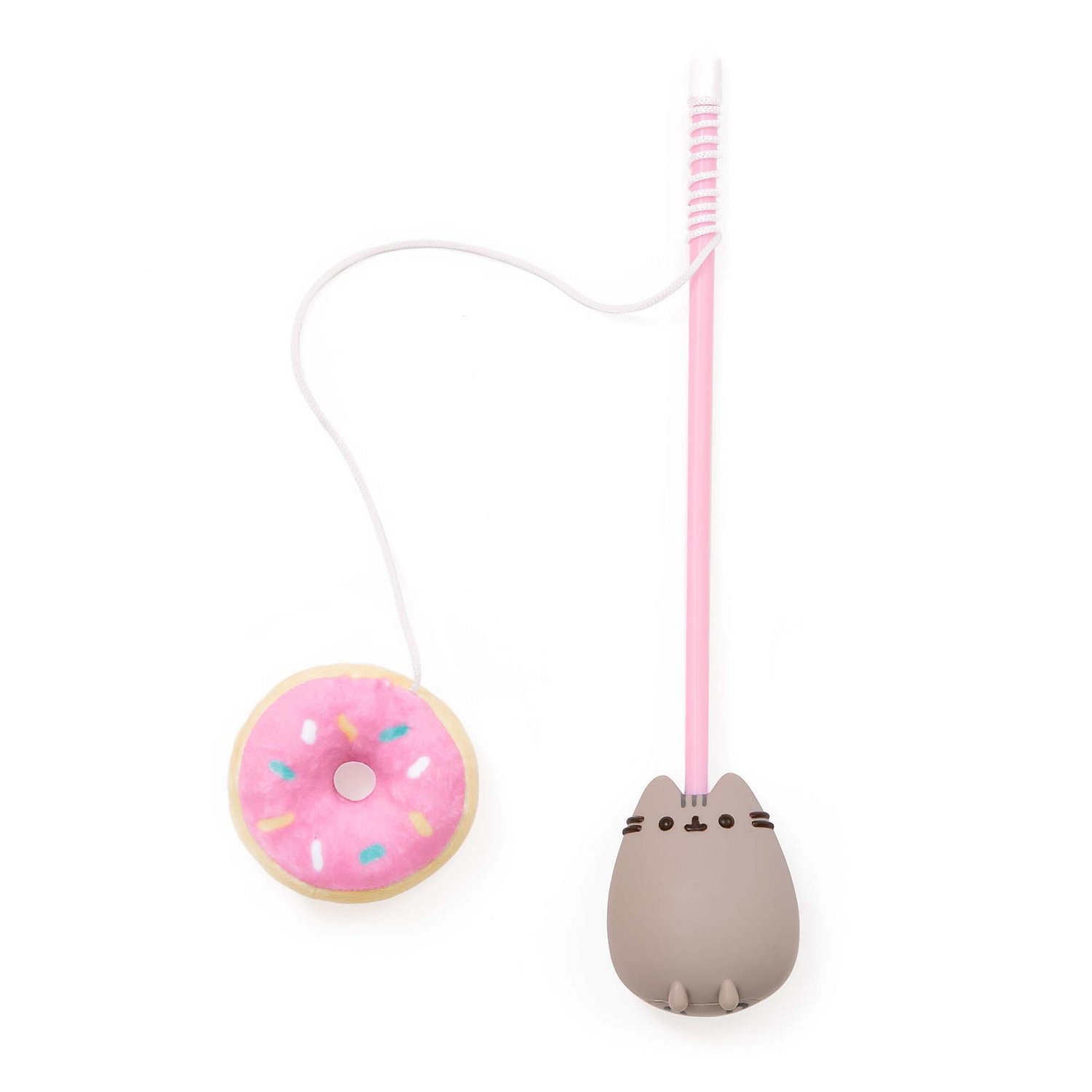 Pusheen Donut Cat Teaser Toy