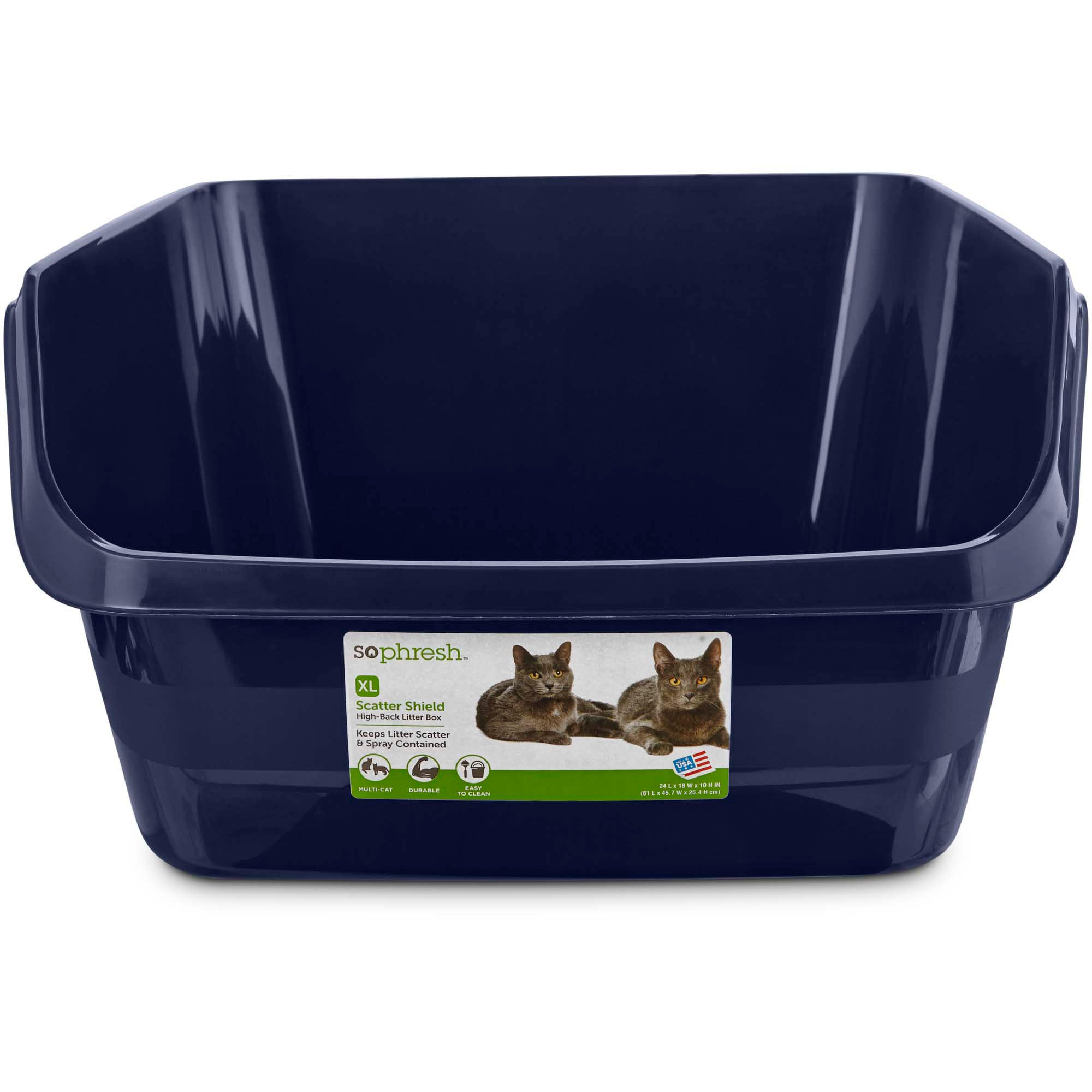 Best Cat Litter Boxes Self Cleaning Covered Sifting & Disposable