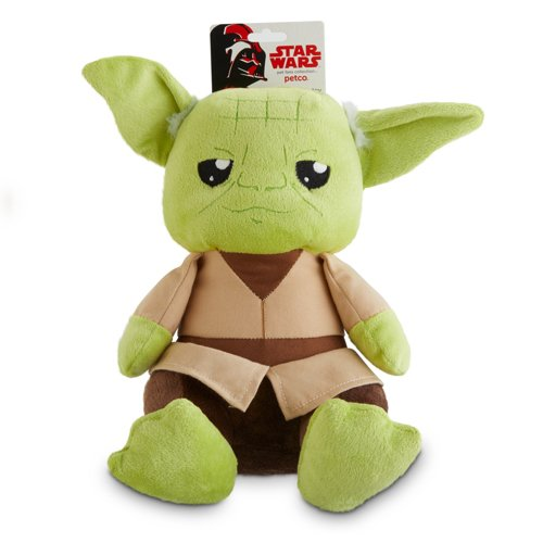 Star Wars Yoda Plush Toy For Dogs Price Tracking