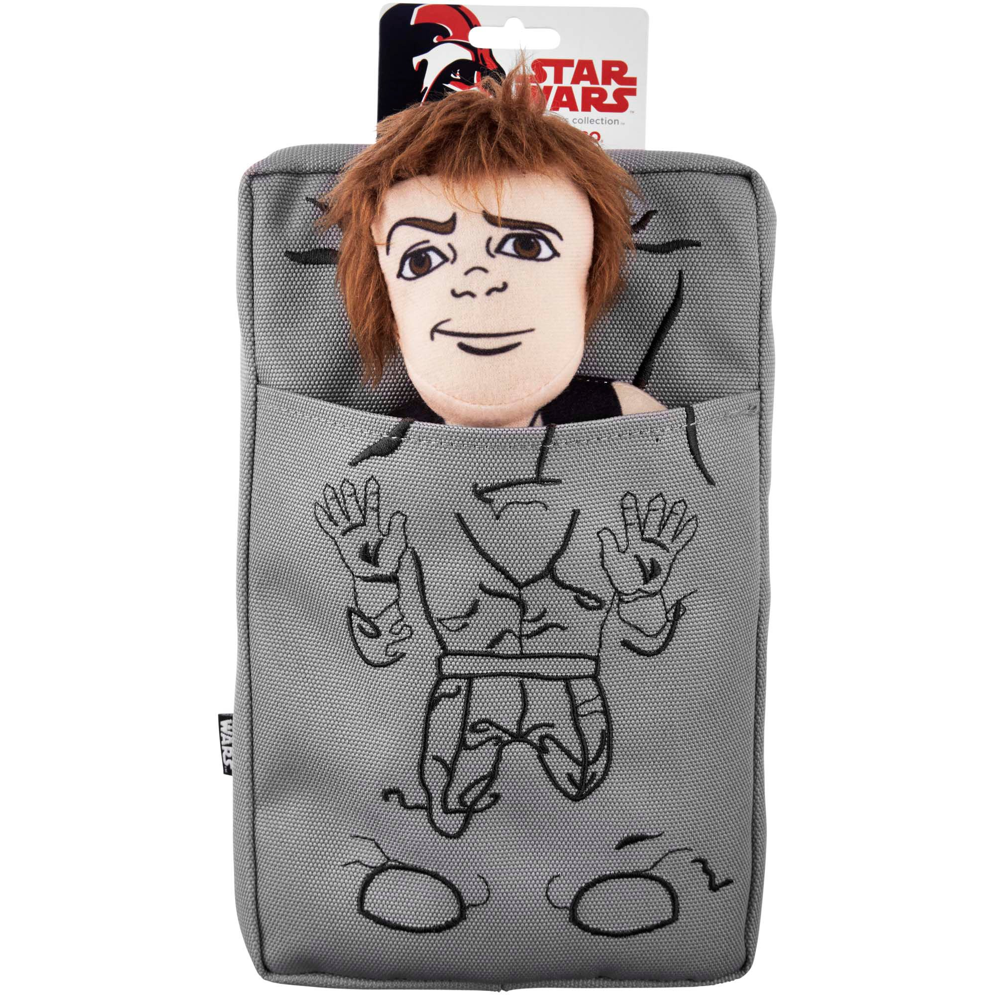 Han Solo In Carbonite Dog Toy