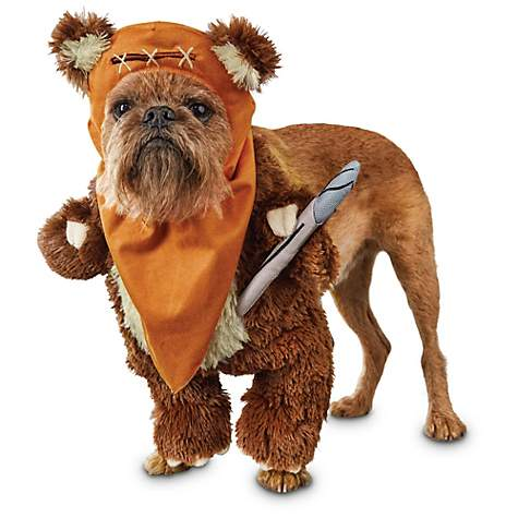 Star Wars Ewok Illusion Dog Costume  sc 1 st  Petco & Star Wars Ewok Illusion Dog Costume | Petco