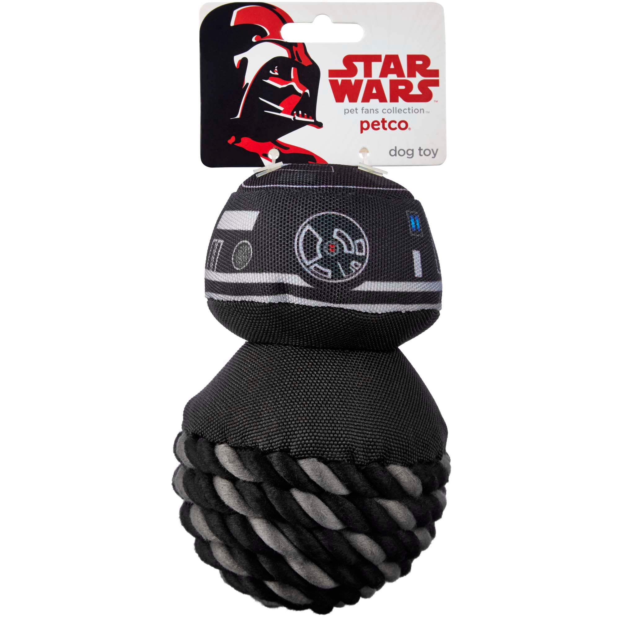 Star Wars First Order BB Unit Rope Ball Dog Toy  sc 1 st  Petco & Star Wars Dog u0026 Cat Costumes Toys u0026 More | Petco