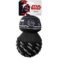 Star Wars First Order BB Unit Rope Ball Dog Toy