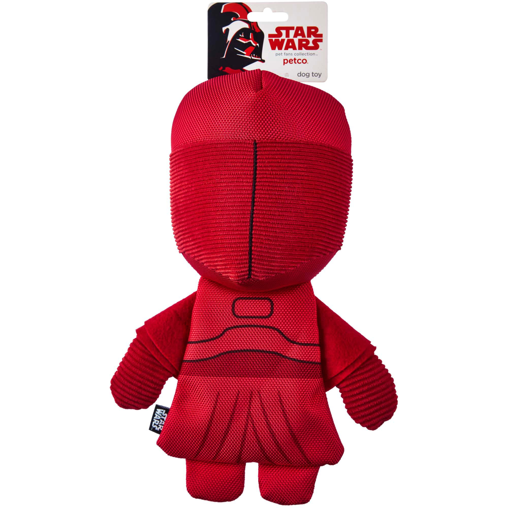 Star Wars Praetorian Guard Plush Dog Toy Petco