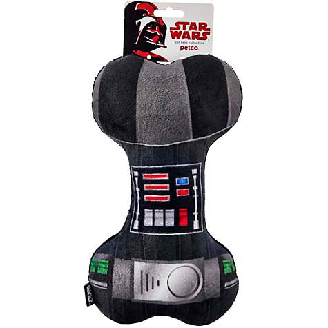STAR WARS Darth Vader Bone Dog Toy
