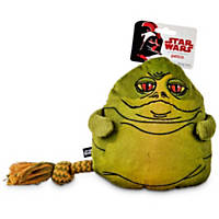 Star Wars Jabba Rope Tail Dog Toy