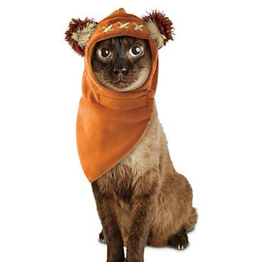 STAR WARS Ewok Cat Hat