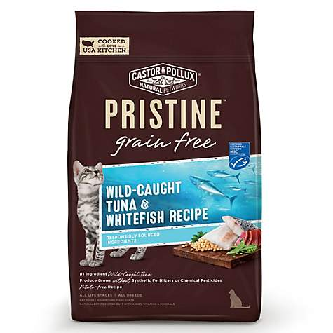Casot Pollux Cat Food