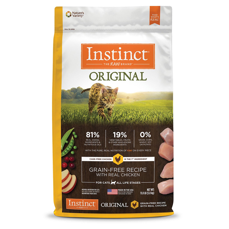 Natural Instinct Cat Food Amazon