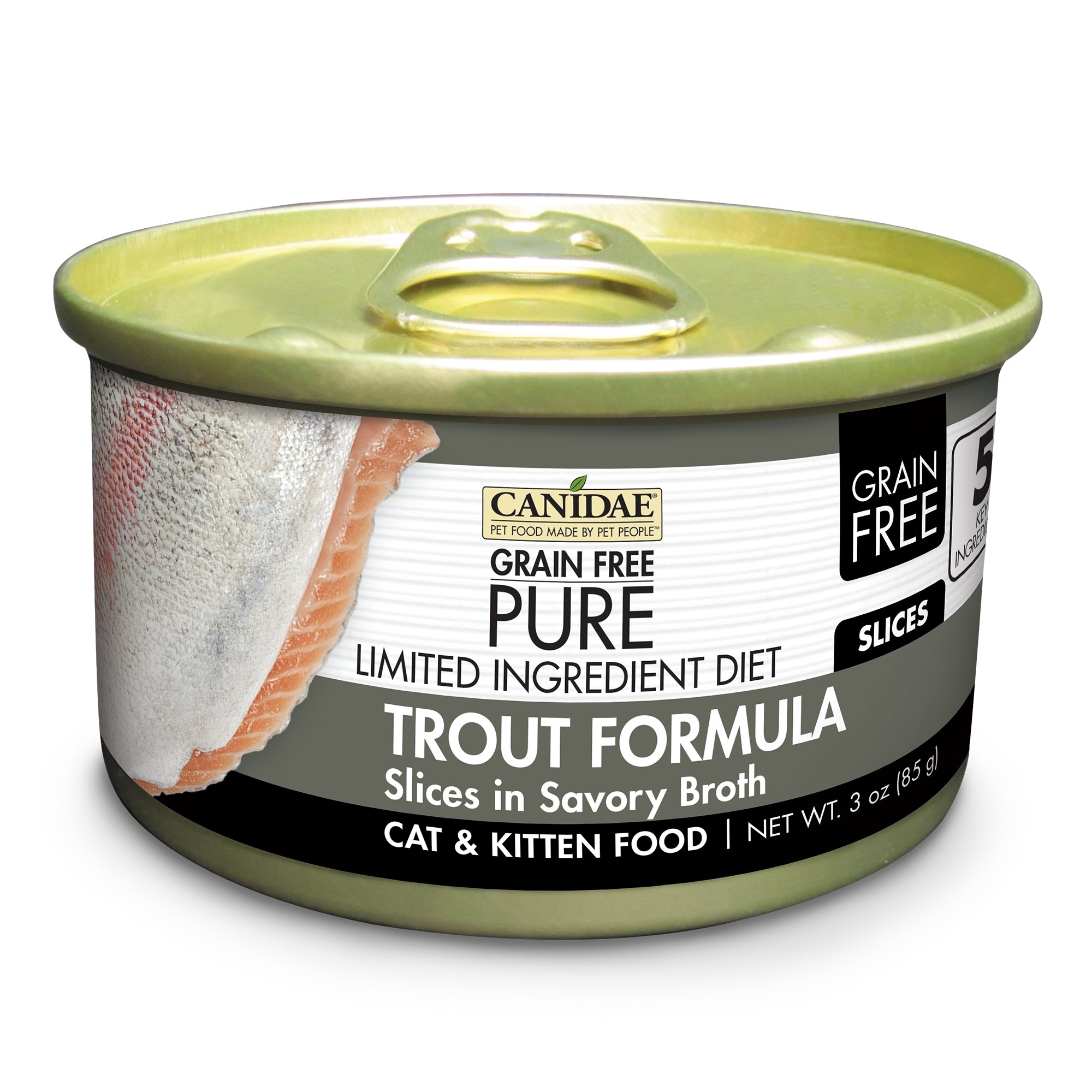 Limited Ingredient Wet Cat Food