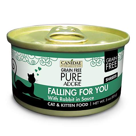 Petco Canidae Cat Food