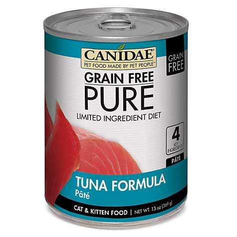 Canidae Pure Limited Ingredient Diet Cat Food