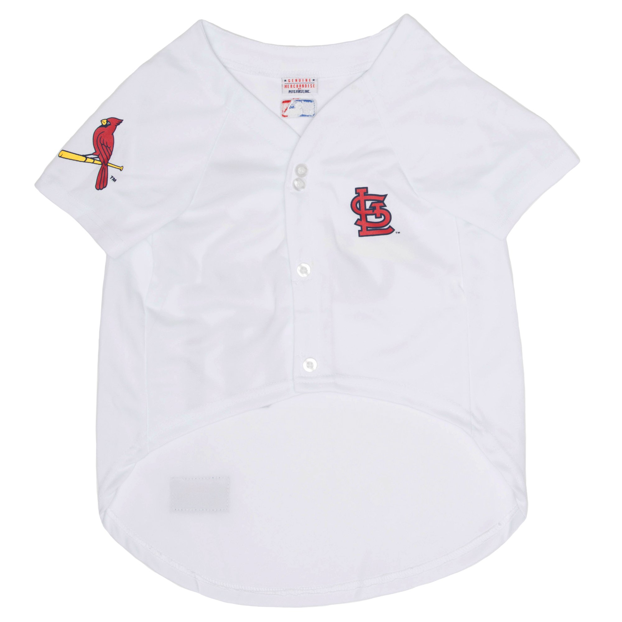 the latest 63de7 1c467 Pets First St. Louis Cardinals Jersey, X-Small | Petco