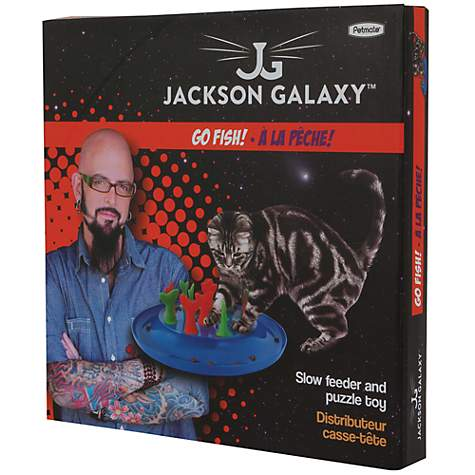 Jackson galaxy go fish cat toy petco for Jackson galaxy pet toys