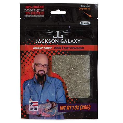 Jackson galaxy organic catnip 1 oz petco for Jackson galaxy shop