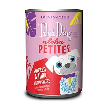 Tiki Dog Aloha Petites Chicken & Tuna North Shore Small Breed Wet Dog Food