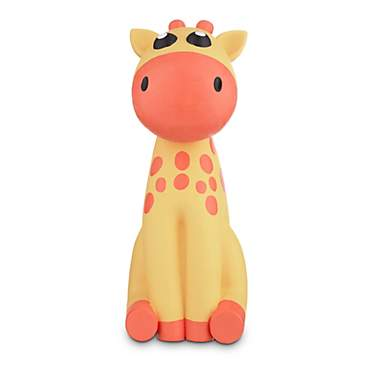 Leaps & Bounds Chomp and Chew Latex Giraffe Dog Toy