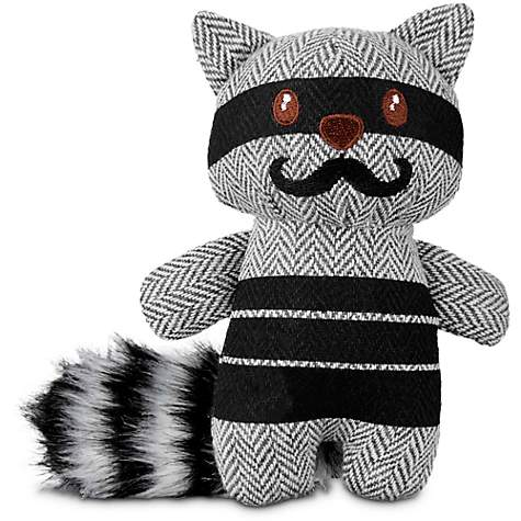 Leaps & Bounds Wildlife Plush and raccoon Dog Toy