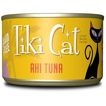 Tiki Cat Hawaiian Grill Ahi Tuna Wet Cat Food