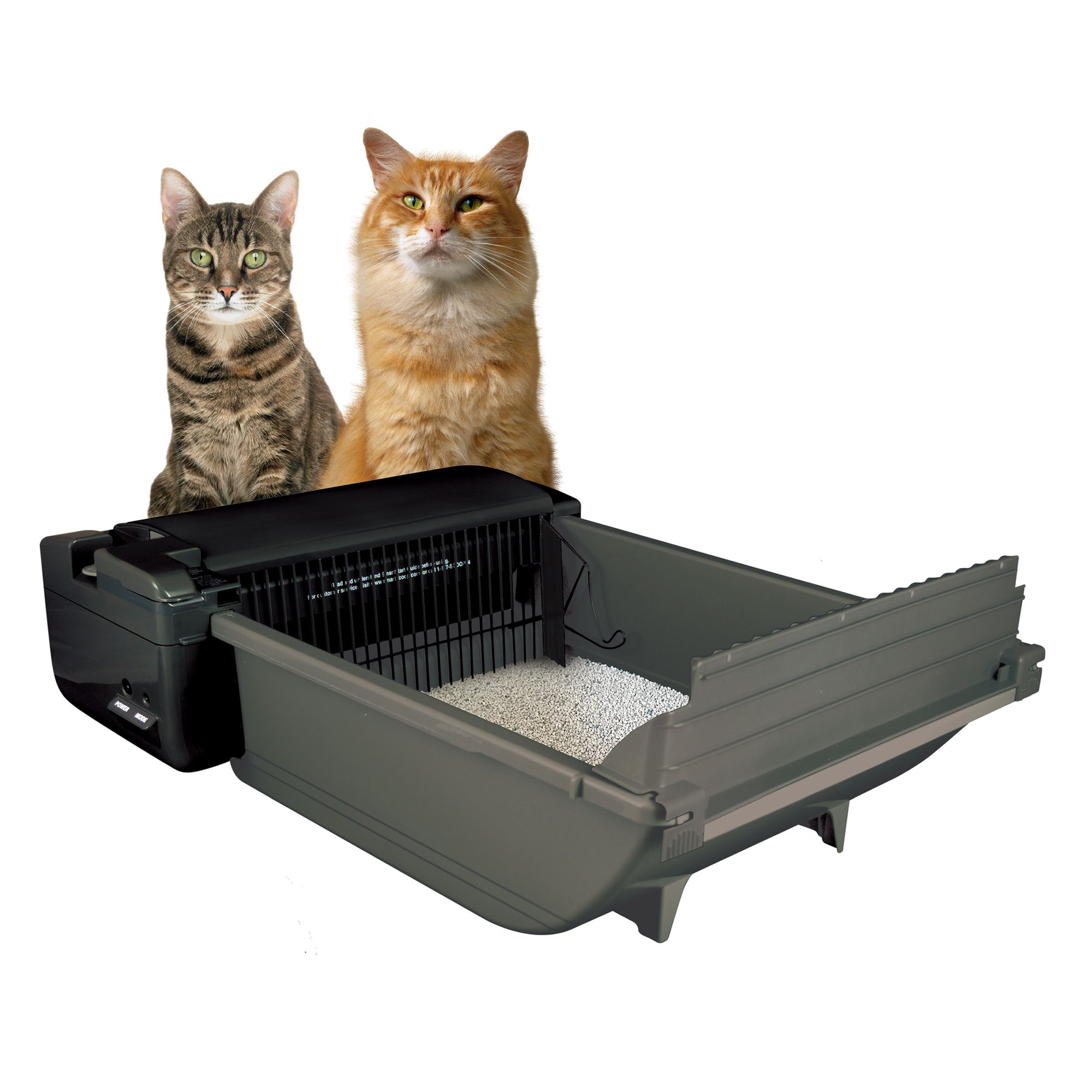 Our Pets SmartScoop Intelligent Litter Box  sc 1 st  Petco & Self Cleaning Litter Boxes | Automatic Cat Litter Boxes | Petco Aboutintivar.Com