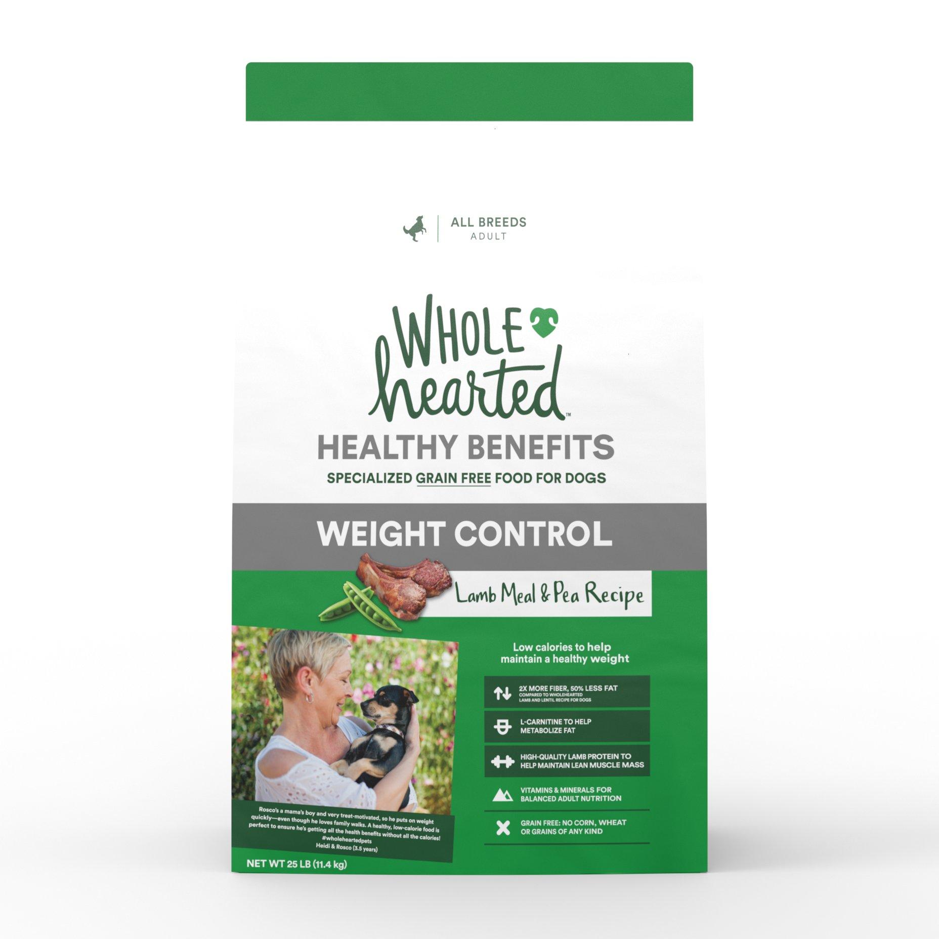 Benefits Natural Dog Food