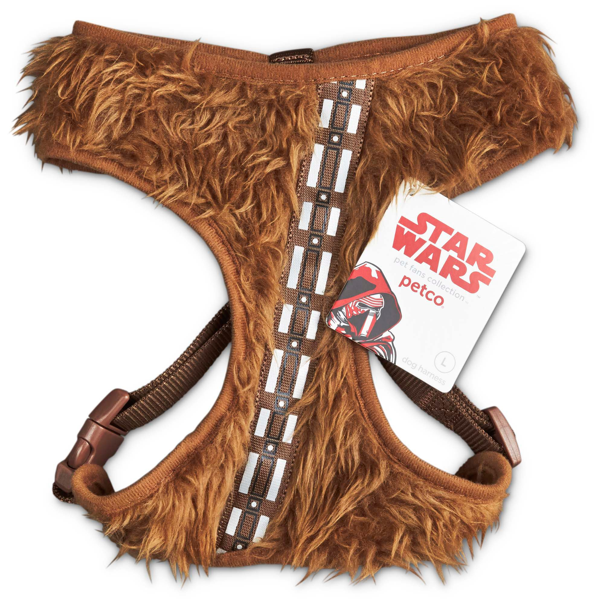 Large Dog Chewbacca Costume