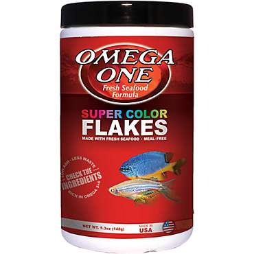 Omega One Super Color Flakes