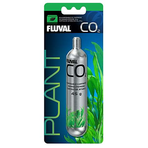 Fluval Pressurized Disposable CO2 Cartridge