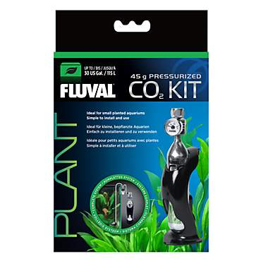 Fluval Pressurized CO2 Kit