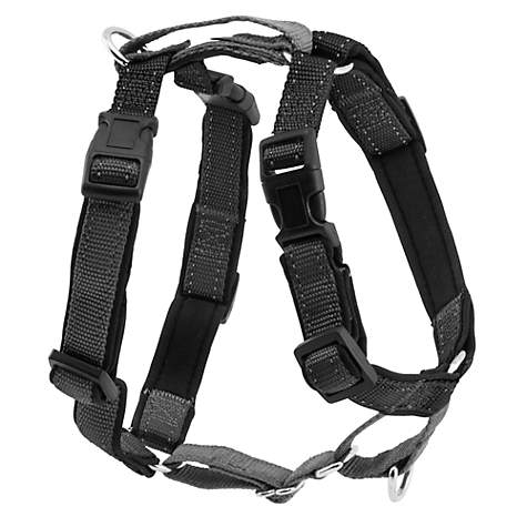Petsafe Black Three in One Harness