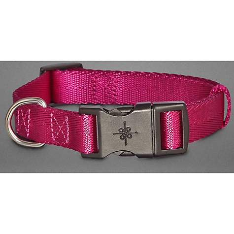 Good2Go Adjustable Berry Dog Collar
