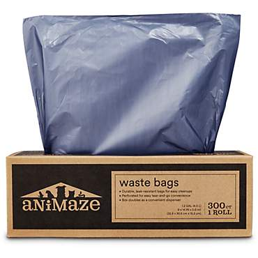Animaze Dog Waste Bags Pantry Pack
