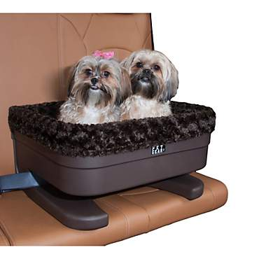 Pet Gear Bucket Seat Pet Booster in Chocolate
