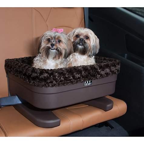 Pet Booster Seat >> Pet Gear Bucket Seat Pet Booster In Chocolate Petco