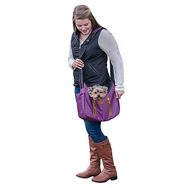 Pet Gear Pet Sling in Mulberry