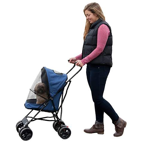 Pet Gear Travel Lite Pet Stroller in Navy