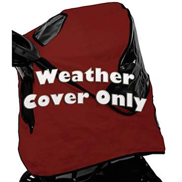 Pet Gear Weather Cover in Red