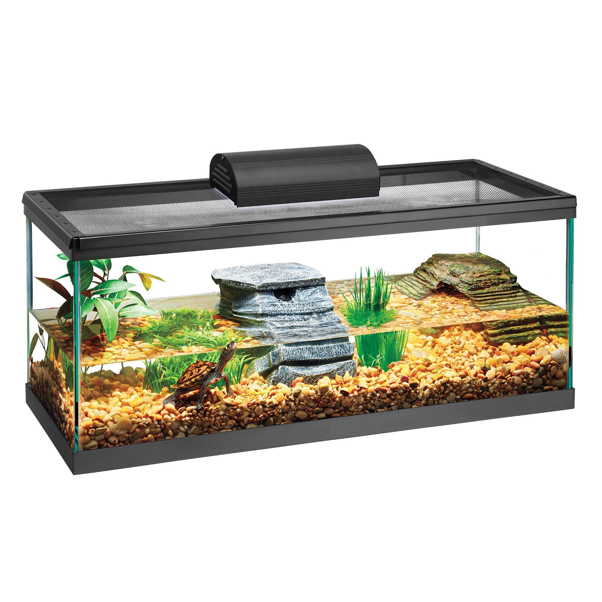 Zilla Aquatic Turtle Aquarium Kit   Petco