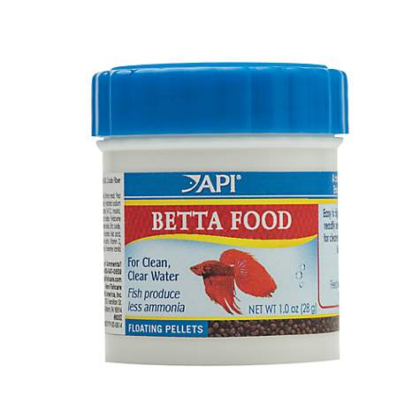 API BETTA FOOD Fish Food Pellet