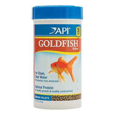 API GOLDFISH PELLETS Fish Food