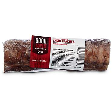 Good Lovin' Hickory Smoked Lamb Trachea Dog Chew
