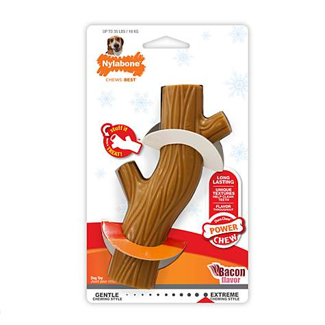 Nylabone Holiday Power Stick Chew Toy