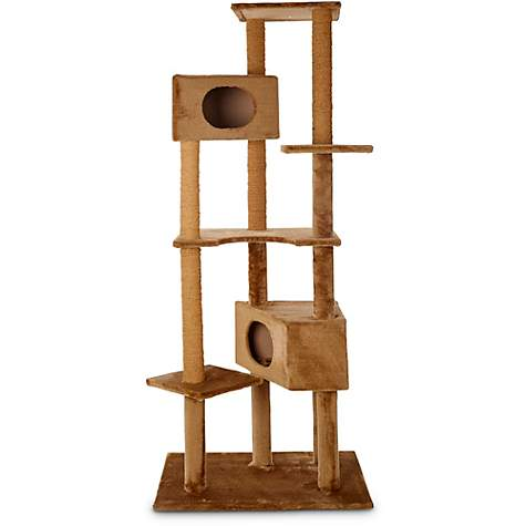 Animaze 6-Level Brown Cat Tree