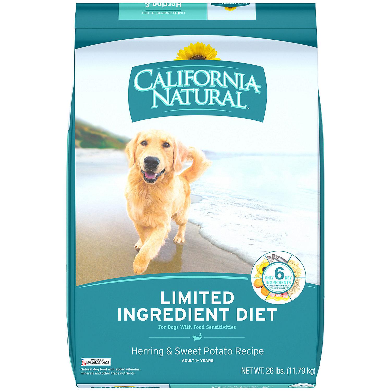 Petco California Natural Dog Food